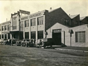 Cryer Printers Marriott St Redfern 1935