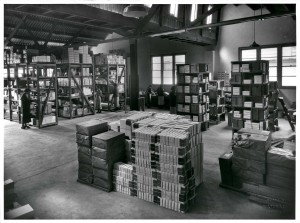 WJ Cryer Printers Marriott St Redfern 1935 Stockroom